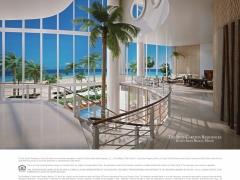 The Ritz-Carlton Residences, Sunny Isles Beach - 02 Upper Lobby