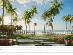The Ritz-Carlton Residences, Sunny Isles Beach - 06 Beach Garden