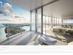 The Ritz-Carlton Residences, Sunny Isles Beach - 19 South Living
