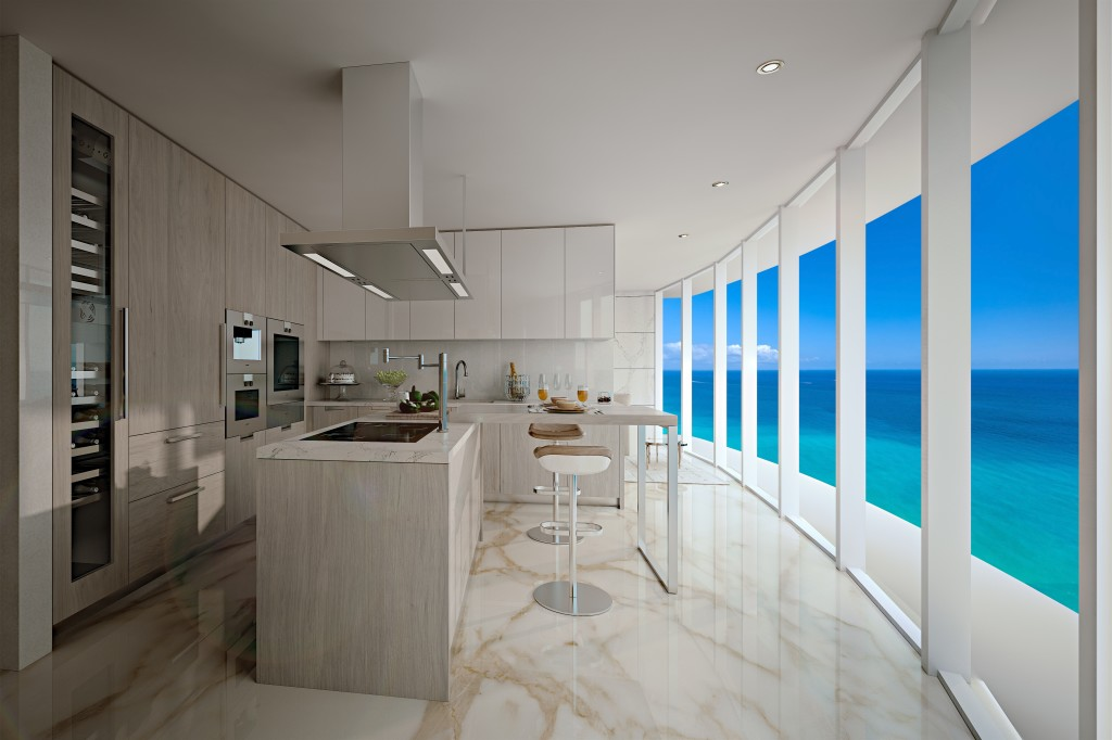 Ritz-Carlton Kitchens in Sunny Isles Beach